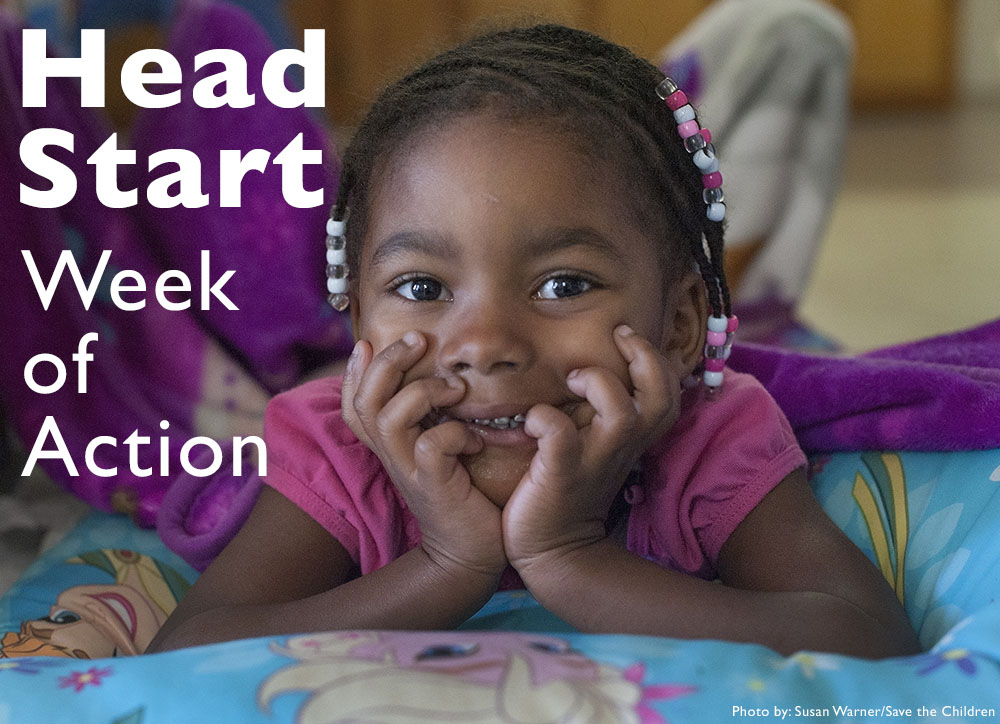 Head Start - Week of Action